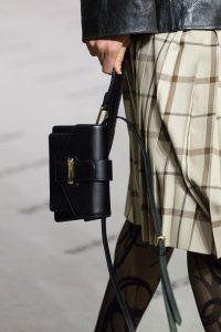 Balenciaga Black Mini Flap Bag - Fall 2017
