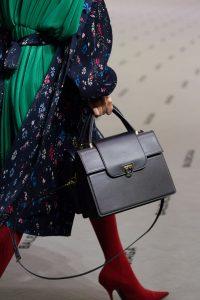 Balenciaga Black Top Handle Bag 2 - Fall 2017