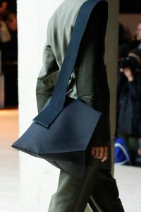 Celine Black Nylon Shoulder Bag 7 - Fall 2017