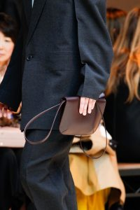 Celine Burgundy Mini Flap Bag 2 - Fall 2017