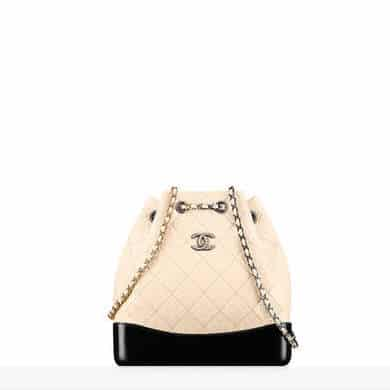 ca53ad07b470bd Chanel Gabrielle Backpack And Purse Reference Guide | Spotted Fashion