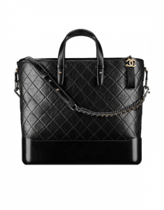 Chanel Black Gabrielle Large Shopping Bag
