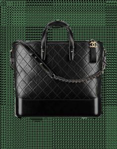 Chanel Black Gabrielle Large Shopping Bag