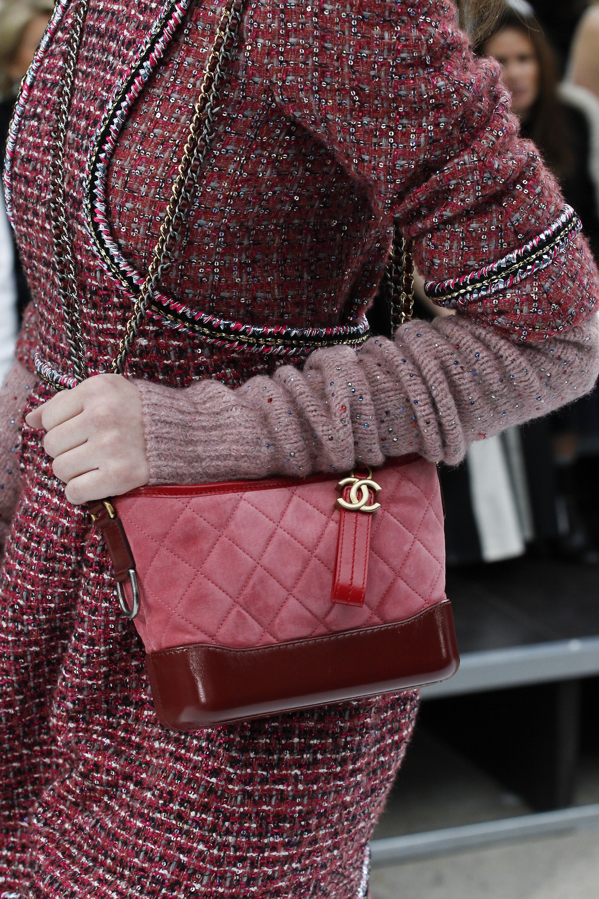 chanel fall  winter 2017 runway bag collection  u2013 spotted fashion