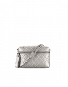 Chanel Silver Waist Bag