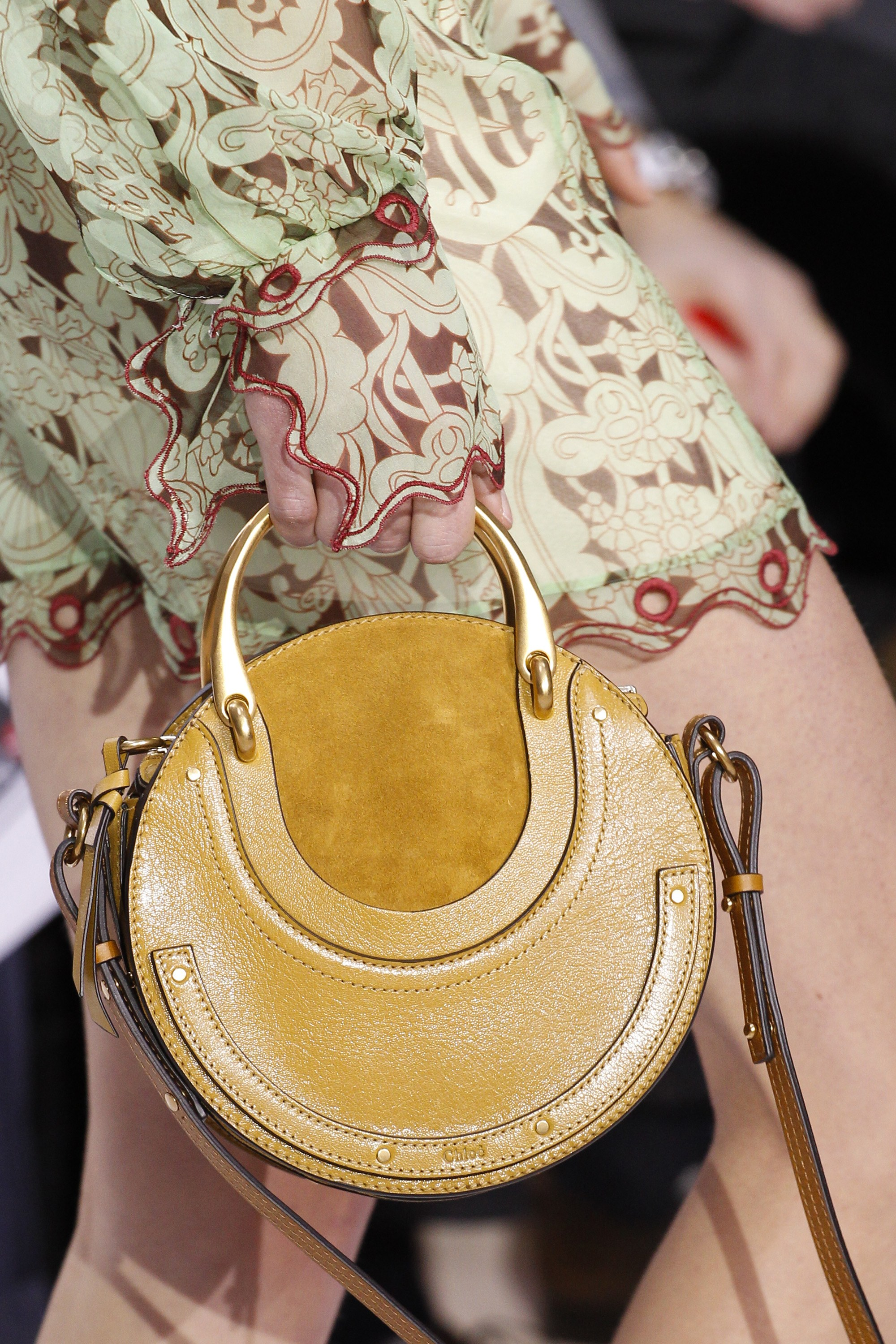 Chloe Fall/Winter 2017 Runway Bag Collection – Spotted Fashion