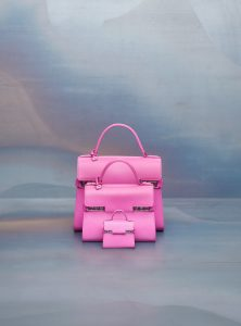 Delvaux Heliotrope Tempete MM / Tempete Micro and Tempete Charms Bags