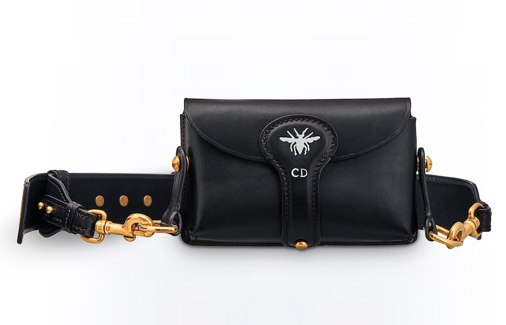 cd75037e1db Dior D-Bee and D-Fence Bag Reference Guide   Spotted Fashion