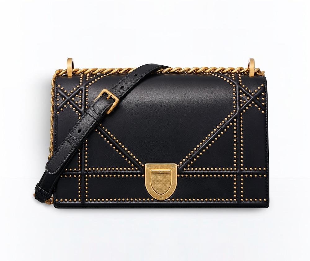 Новая модная сумка Be Dior - осень-зима 2017/2018