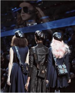 Dior Mini Crossbody Bags - Fall 2017