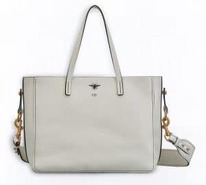 Dior Off-White D-Bee Shopper Bag