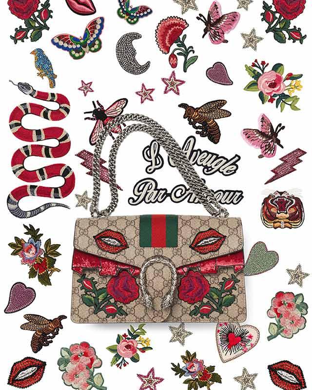 Gucci Diy Custom Bag Service Spotted Fashion
