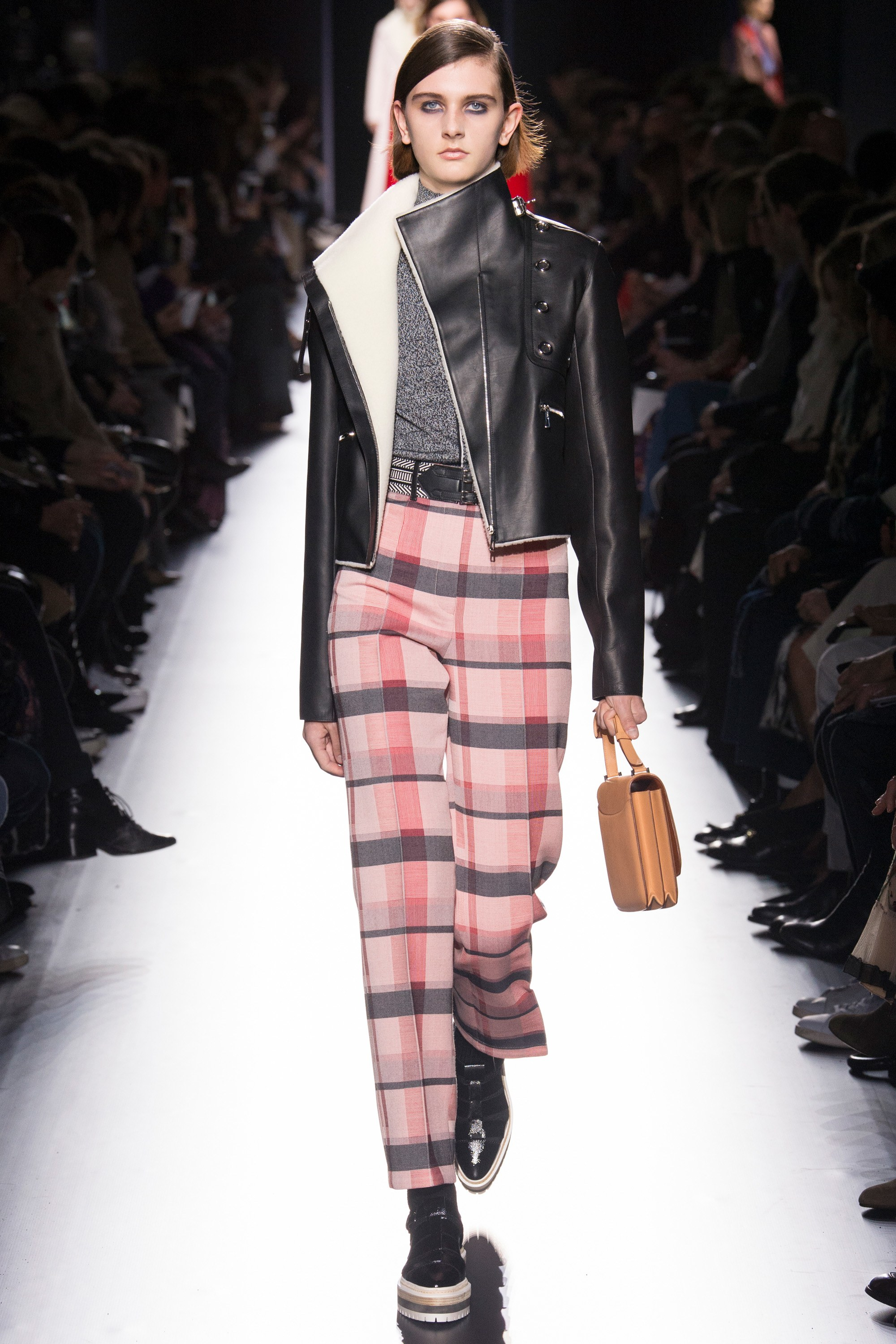 Hermes Fall Winter 2017 Runway Bag Collection Spotted Fashion