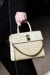 Louis Vuitton Beige Crocodile Mini City Steamer Bag - Fall 2017