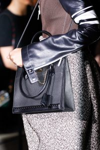 Louis Vuitton Black Small Top Handle Bag - Fall 2017
