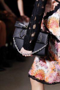 Louis Vuitton Black Studded City Steamer East West Bag 2 - Fall 2017