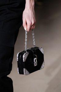 Louis Vuitton Black/Silver Minaudiere Bag - Fall 2017