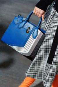 Louis Vuitton Blue/Gray City Steamer Bag 3 - Pre-Fall 2017