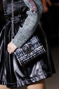 Louis Vuitton Blue/White Twist Bag - Fall 2017
