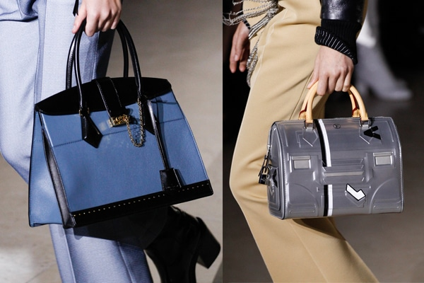 Louis Vuitton Fall Winter 2017 Runway Bag Collection  158819daeb802