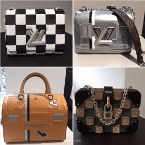 Louis Vuitton Fall/Winter 2017 Bags