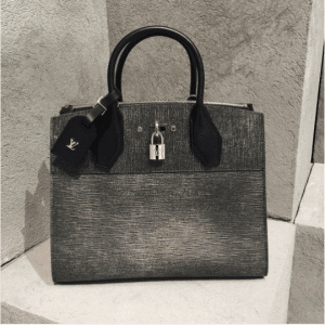 Louis Vuitton Gray City Steamer Bag - Pre-Fall 2017