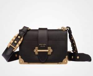 Prada Black Cahier Bag