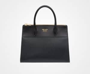 Prada Black Large Paradigme Bag