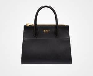 Prada Black Paradigme Bag