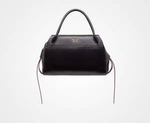 Prada Black Ribbon Bag