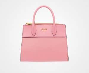 Prada Pale Rose Paradigme Bag