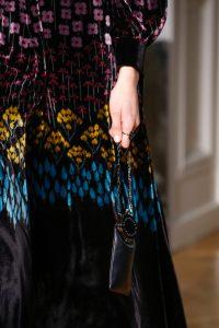 Valentino Black Mini Purse Bag - Fall 2017