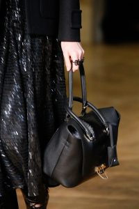 Valentino Black Top Handle Bag - Fall 2017