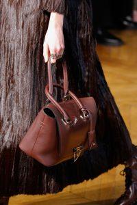 Valentino Brown Top Handle Bag - Fall 2017