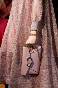Valentino Pink Clutch Bag - Fall 2017