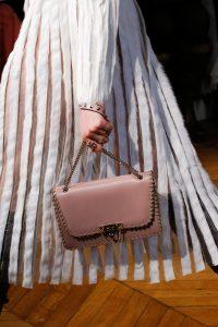 Valentino Pink Flap Bag - Fall 2017