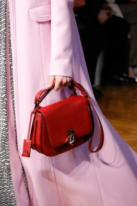 Valentino Red Saddle Bag - Fall 2017
