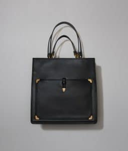 Bottega Veneta Nero Toscana Bag