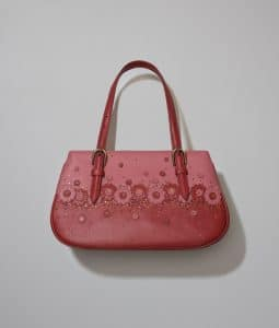 Bottega Veneta Petra Embroidered/Studded Basket Bag