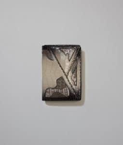 Bottega Veneta Shadow Crocodile BV Clutch Bag