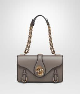 Bottega Veneta Steel City Knot Bag