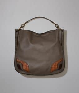 Bottega Veneta Steel Loop Bag