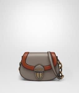 Bottega Veneta Steel Umbria Bag