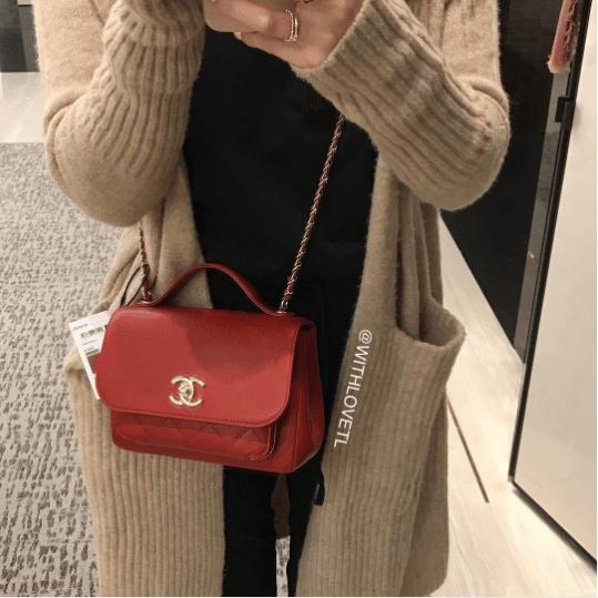 Bag Versus Designer Messenger Flap Bags Spotted Fashion