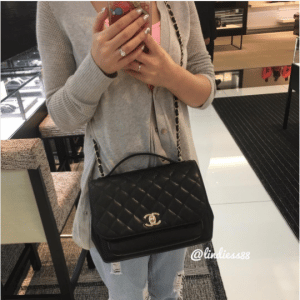 Chanel Business Affinity Flap Bag 2