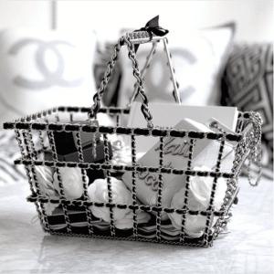 Chanel Grocery Basket Bag 2