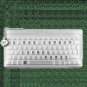 Chanel Keyboard Pouch Bag 1