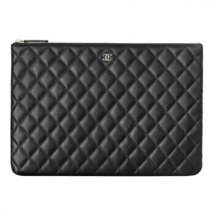 Chanel Large O Case Pouch 1