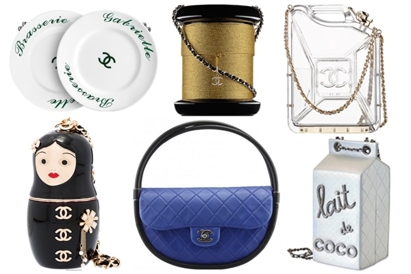 1575387a8a9f Top 10 Weirdest Chanel Bags | Spotted Fashion