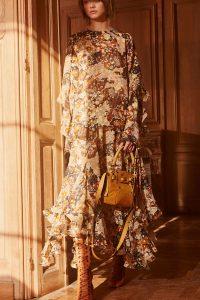 Chloe Caramel Suede Top Handle Bag - Pre-Fall 2017